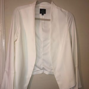 Adriana pappel white jacket like new